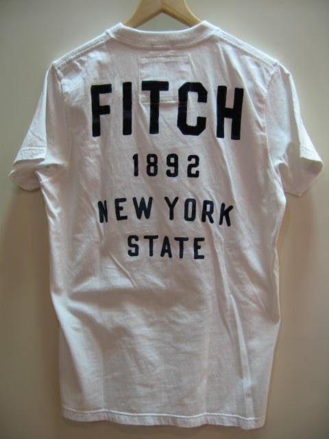 アバクロ メンズ FITCH T-SHIRT