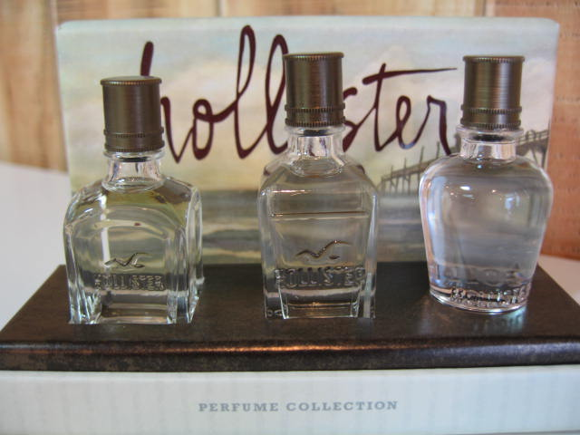 HOLLISTER PERFUME COLLECTION
