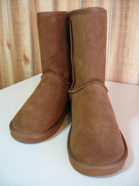 NINE WEST MOUTON BOOTS