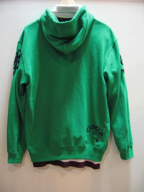 CLM-1001-2-1 GREEN L