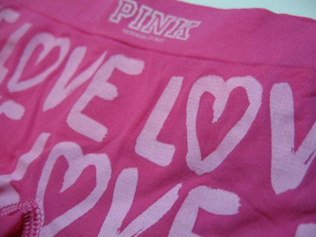 VSL-0912-80-5 LOVE PINK