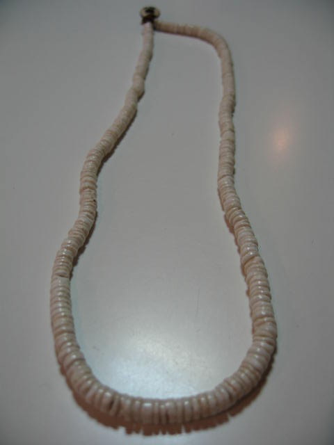 HOLLISTER SHELL NECKLACE