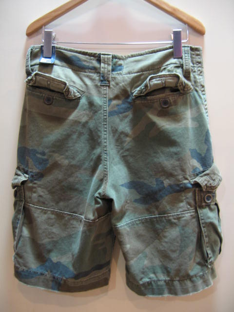 AEM-0909-10-2 AMERICAN EAGLE MENS CAMP SHORTS SIZE30
