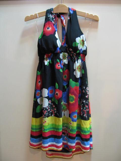 FOREVER 21 HOLDERNECK DRESS