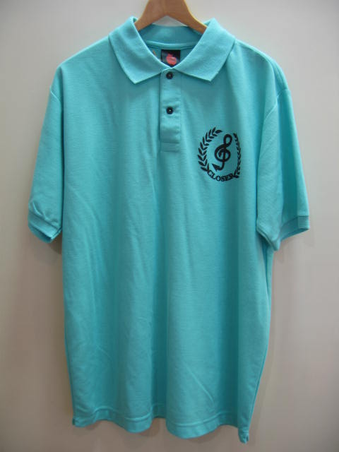 CLOSER GRASS POLO SHIRTS