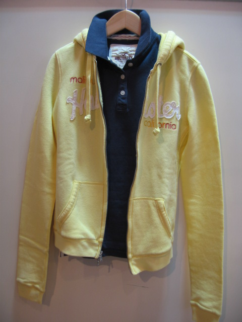 HOLLISTER ZIP UP PARKA / POLO SHIRT / VICTOIRA'S SECRET SKIRTS