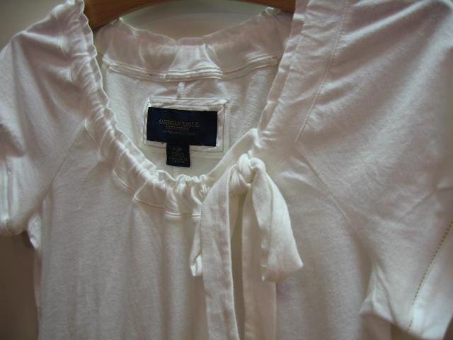 アメリカンイーグル リボンTシャツ