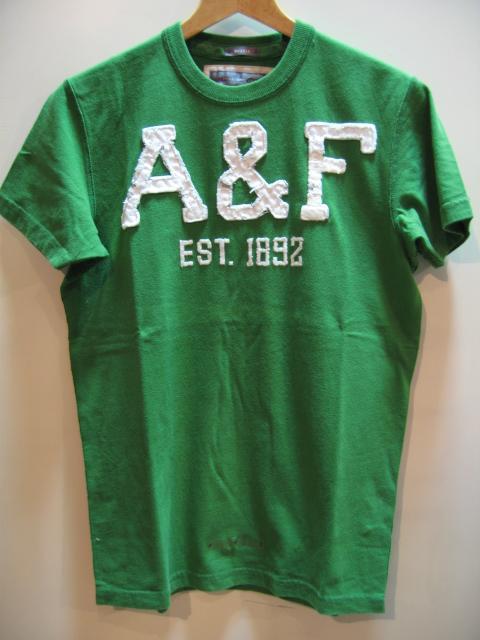 アバクロ メンズTシャツ