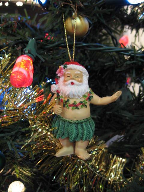 CLOSET CHRISTMAS TREE♪2