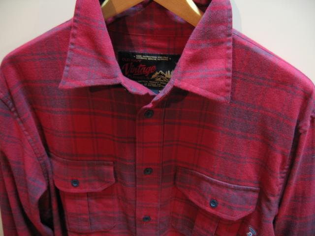 OLD NAVY ネルシャツ