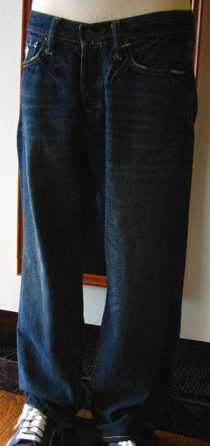 ABERCROMBIE & FITCH  KILBURN JEANS