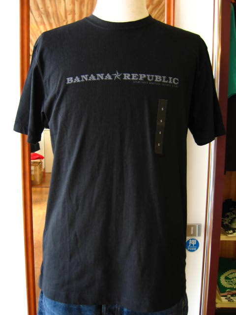 BANANA REPUBLIC MENS T-SHIRT