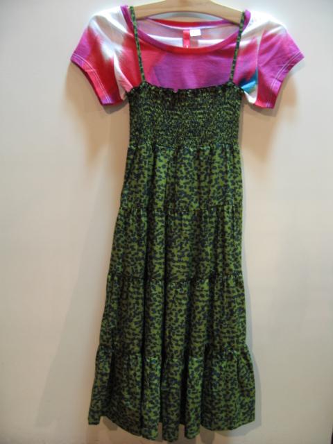 H&M DIVID DRESS