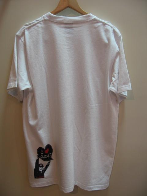 クローサー × クローゼット Tシャツ