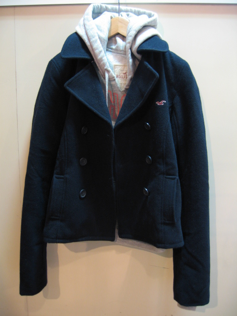 HOLLISTER DUFFLE COAT