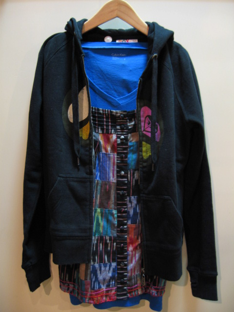 ROXY ZIP UP PARKA