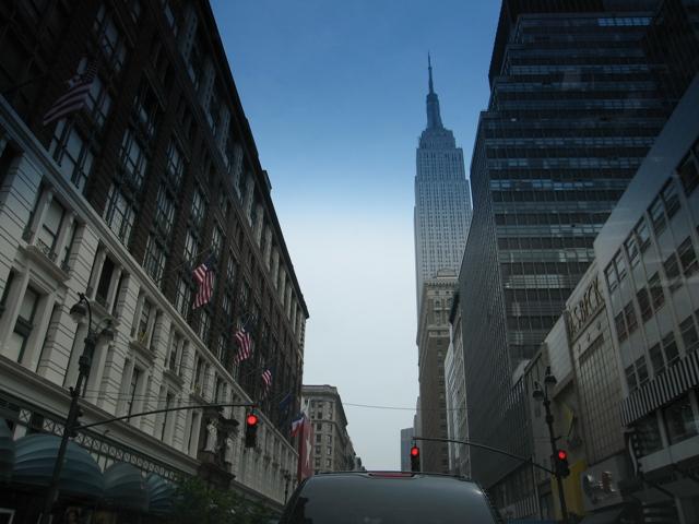 NEW YORK早く行きたいなぁ~♪