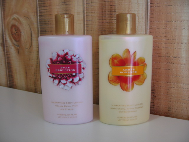 VICTORIA'S SECRET BODY MIST / BODY LOTION