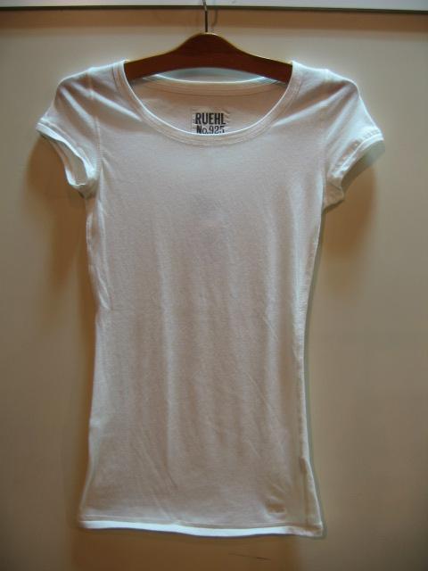 RUEHL NO.925 無地Tシャツ