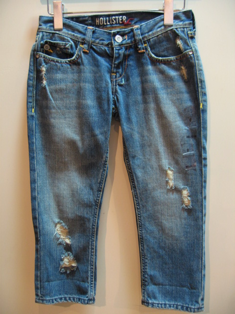 HOLLISTER LADIES JEANS