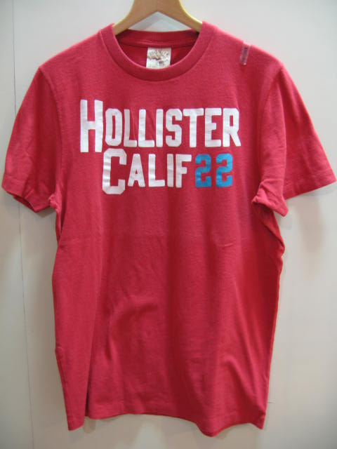 HOLLISTER MENS T-SHIRT