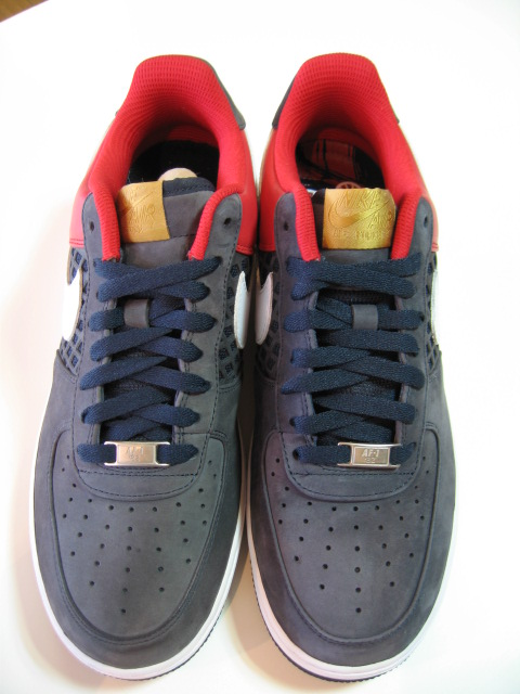 NIKE AIR FORCE 1 LOW PREMIUM 10