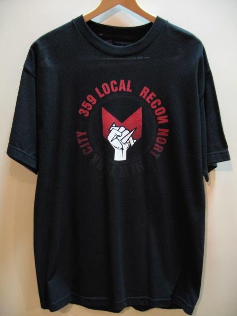 リーコン Tシャツ
