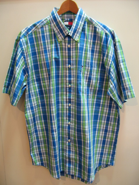 TOMMY HILFIGER MENS SHIRT