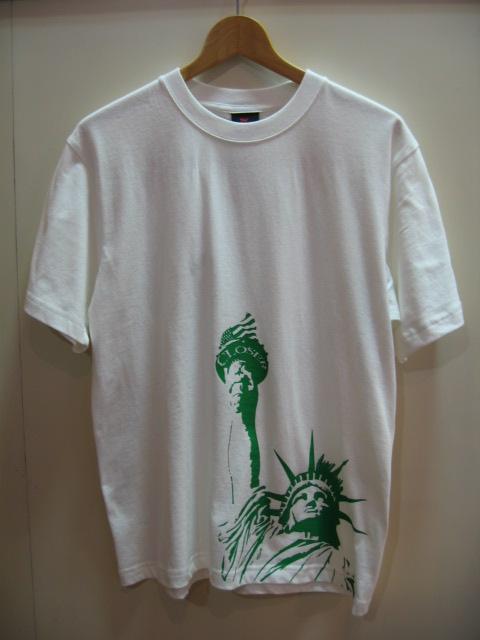 CLOSER 自由の女神Tシャツ