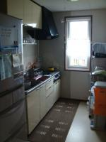 こんな感じのキッチンです(♥ó㉨ò)ノ