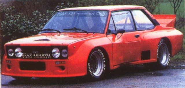 Fiat 035 Abarth