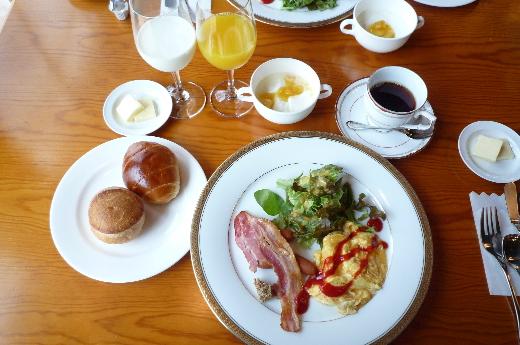 朝ごはん 洋食
