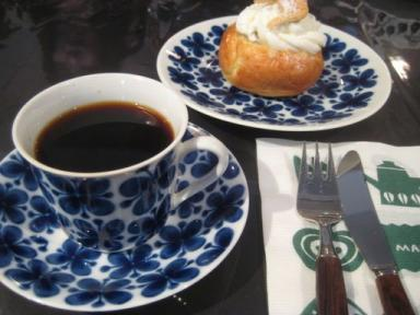 庄野さんのコーヒーと美味しいパン