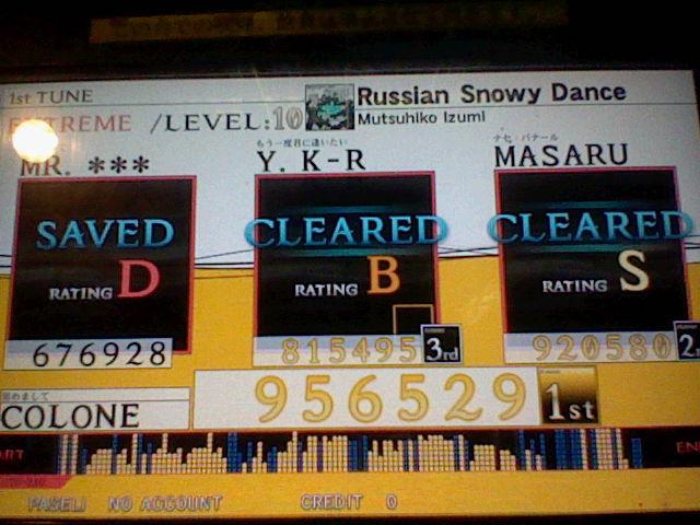 Russian Snowy Dance