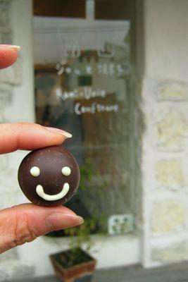 Romi-Unie Confiture--Jour du Chocolatチョコ祭り①~Confiture Chocolat。