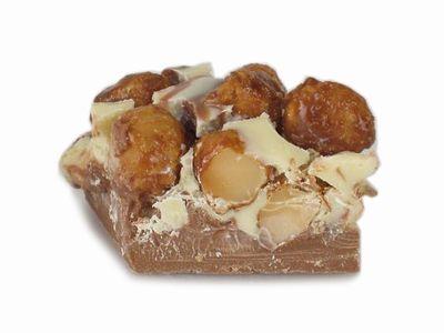Romi-Unie Confiture--Jour du Chocolatチョコ祭り ⑨~Macadamia Caramelise。