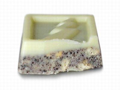 ユーラク--ちびサンダ ホワイトチョコ味。