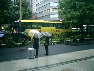 新宿 バス乗り場