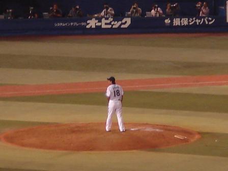 k三浦投手