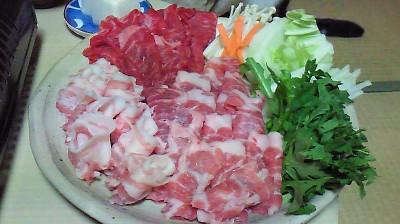 お肉はいろいろ~