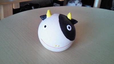 牛さんかわいいでしょ?