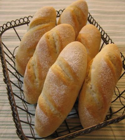 ミニフランスパン2