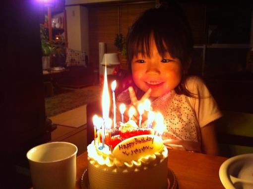 39歳の誕生日ありがとう!
