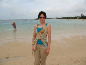 アラモアナパークビーチ