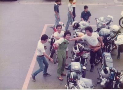 '80年筑波サーキット走行会7月6日1