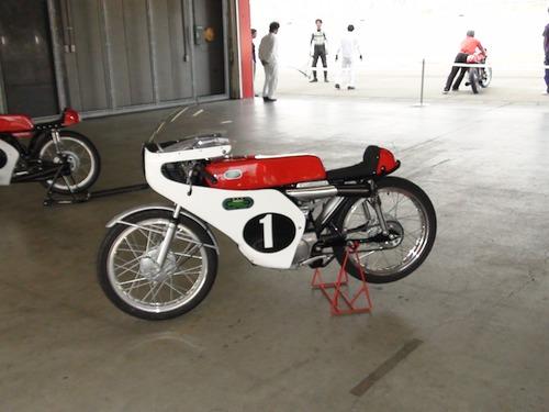 RSC CB125Sロードレーサー