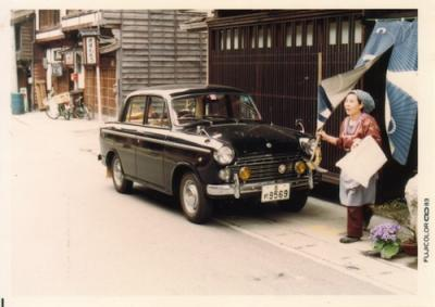 '83年ブルーバードP310r