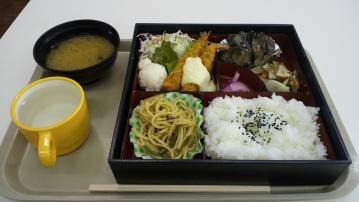 学食 2011.11.21