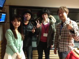 NHKモリキコ2012,3月