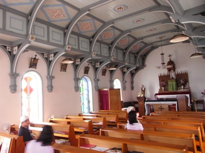 頭ケ島教会2